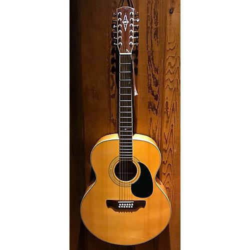 Alvarez AJ60S 12 String Acoustic Guitar-thumbnail