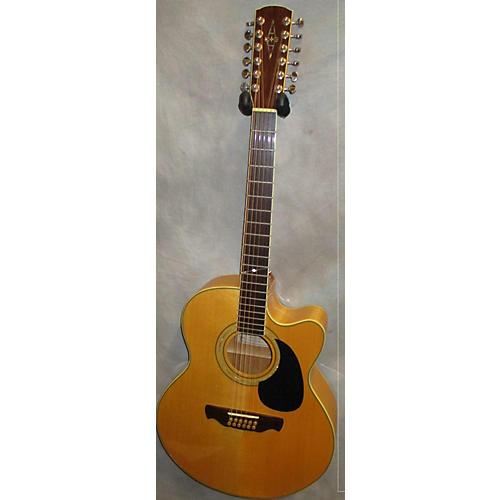 Alvarez AJ60SC 12 String Acoustic Electric Guitar