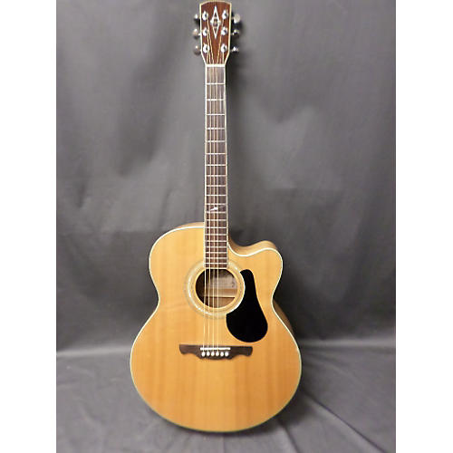 Alvarez AJ60SC Acoustic Electric Guitar-thumbnail