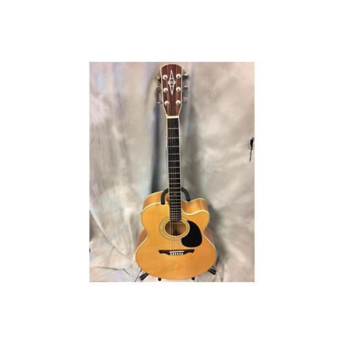 Alvarez AJ60SC Acoustic Electric Guitar-thumbnail