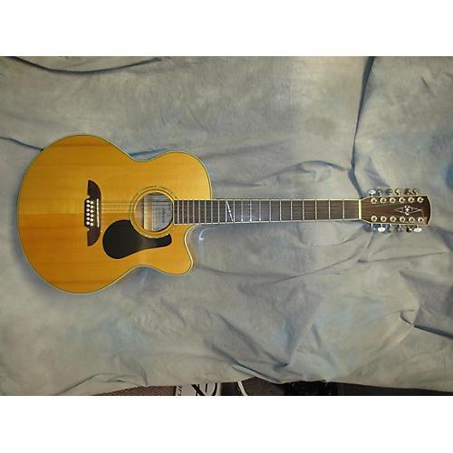 Alvarez AJ60SC12 12 String Acoustic Electric Guitar