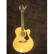 Alvarez AJ60SC\12 12 String Acoustic Electric Guitar