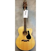 Alvarez AJ80CE Artist Series Jumbo Acoustic Electric Guitar