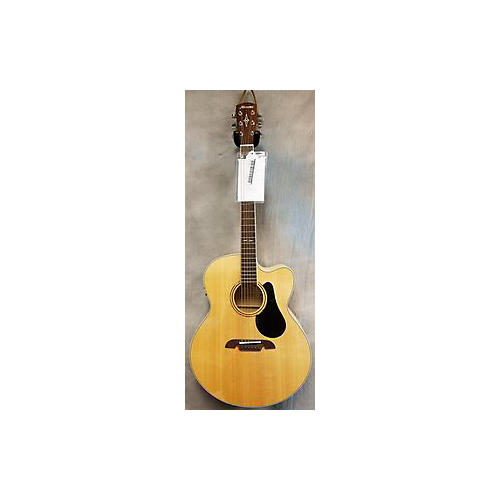 used alvarez aj80ce artist series jumbo acoustic electric guitar guitar center. Black Bedroom Furniture Sets. Home Design Ideas