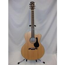 Alvarez AJ80CE Artist Series Jumbo Acoustic Electric Guitar