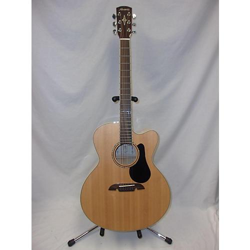 Alvarez AJ80CE Artist Series Jumbo Acoustic Electric Guitar-thumbnail