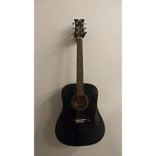 Dean AK48TBK Acoustic Guitar