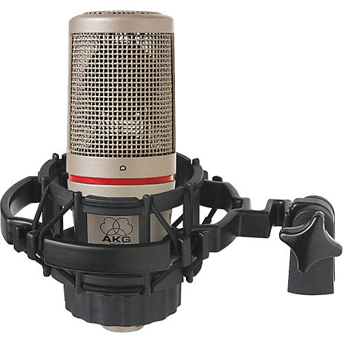 AKG AKG C2000B/H85 Microphone with Shockmount