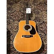 Elezan AL-100 Acoustic Guitar