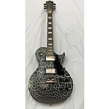 AXL AL820 CRACKLE Solid Body Electric Guitar