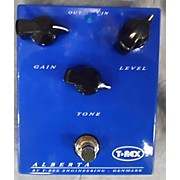 T-Rex Engineering ALBERTA OVERDRIVE Effect Pedal