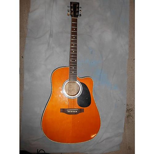Esteban ALC200 Acoustic Electric Guitar Amber