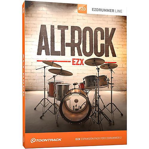 Toontrack ALT-ROCK EZX