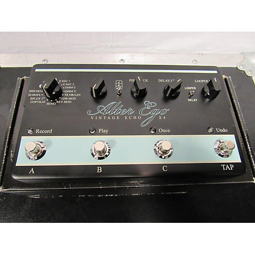 TC Electronic ALTAR EGO X4 Effect Pedal