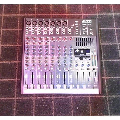Alto ALTOLIVE 1202 Unpowered Mixer