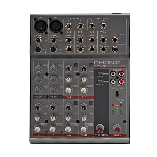 Phonic AM 105 Compact Mixer