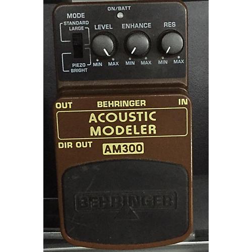 Behringer AM300 Acoustic Modeler Pedal