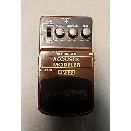 Behringer AM300 Acoustic Modeler Pedal-thumbnail