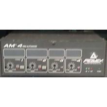 Peavey AM4 MINI AUTOMIXER Powered Mixer