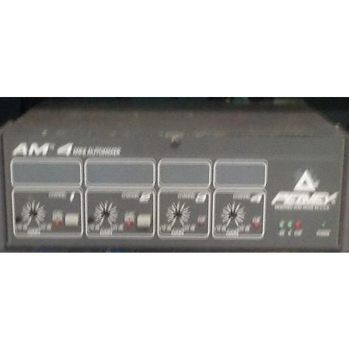 Peavey AM4 MINI AUTOMIXER Powered Mixer-thumbnail