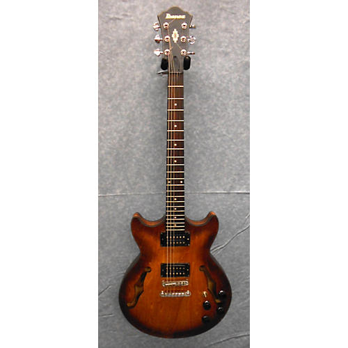 Ibanez AM73B Archtop Hollow Body Electric Guitar-thumbnail