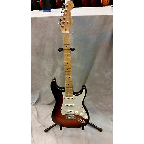 Fender AMERICAN DELUXE STRAT W/LINDY FRALIN HOT VINTAGE PU'S Solid Body Electric Guitar MYSTIC 3 COLOR SUNBURST
