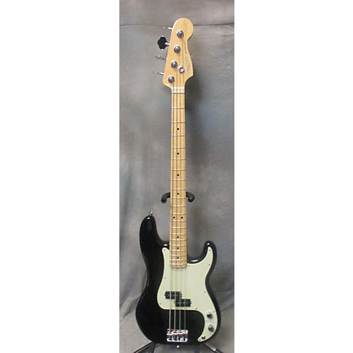 used fender american professional precision bass electric bass guitar black and white guitar. Black Bedroom Furniture Sets. Home Design Ideas