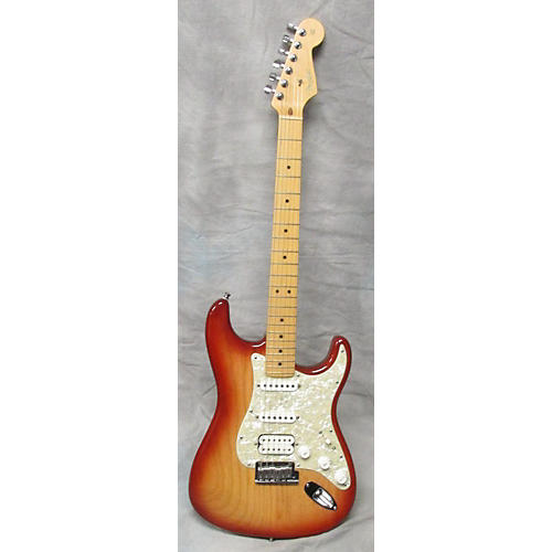 Fender AMERICAN STANDARD HSS ASH Solid Body Electric Guitar-thumbnail