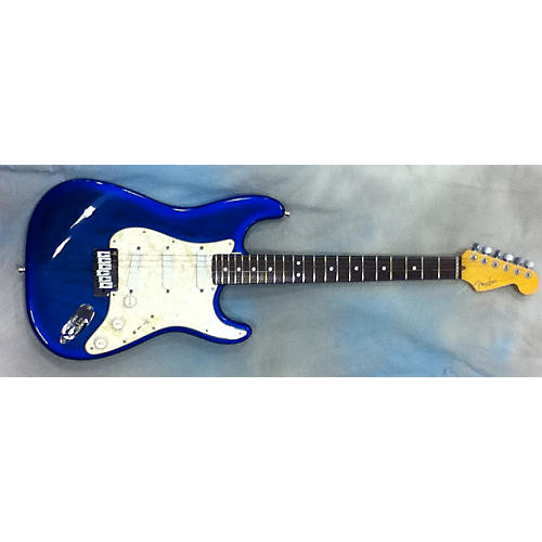 Fender  AMERICAN STRATOCASTER PLUS DELUXE Solid Body Electric Guitar