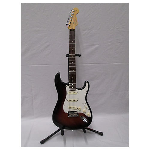 Fender AMERICAN STRATOCASTER Solid Body Electric Guitar-thumbnail