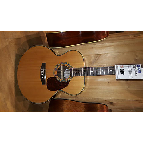 Luna Guitars AMJ 100 Acoustic Electric Guitar-thumbnail