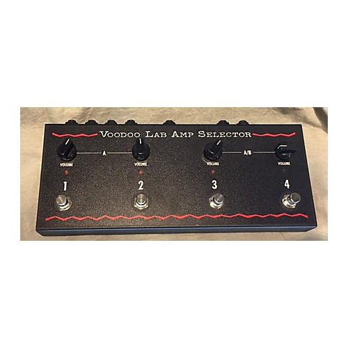 Voodoo Lab AMP SELECTOR Pedal-thumbnail