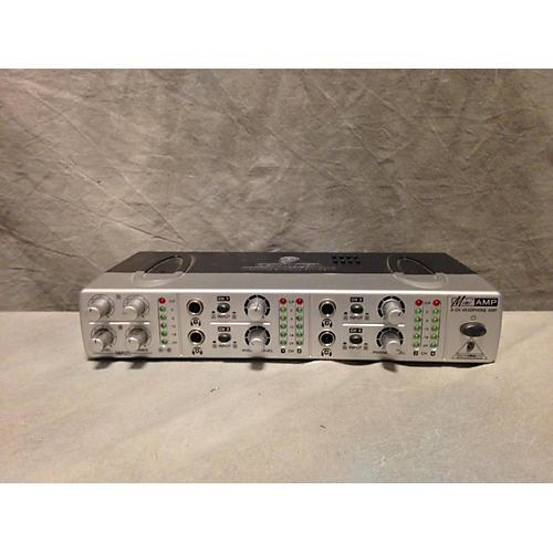 Behringer AMP800 MiniAMP 4-Channel Headphone Amp-thumbnail