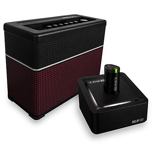 Line 6 AMPLIFi 75 75W Guitar Combo Amp with Free Relay G10 Wireless System
