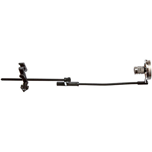 Applied Microphone Technology AMT P800W Trumpet Microphone with cable for AMT and Sennheiser Wireless Systems