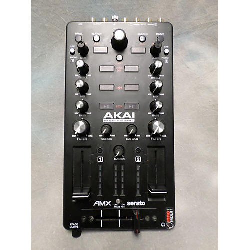 Akai Professional AMX SERATO DJ Mixer