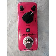 Mooer ANAECHO Effect Pedal