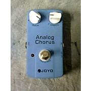 Joyo ANALOG CHORUS Effect Pedal
