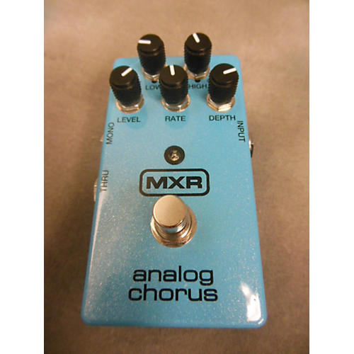 MXR ANALOG CHOURS Blue Effect Pedal