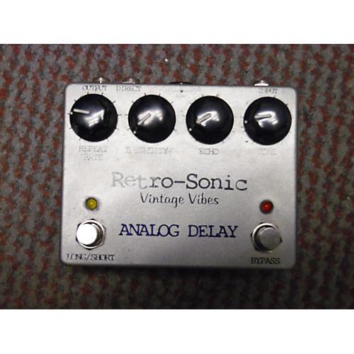 Retro-Sonic ANALOG DELAY Effect Pedal-thumbnail