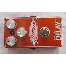 Modtone ANALOG DELAY Effect Pedal