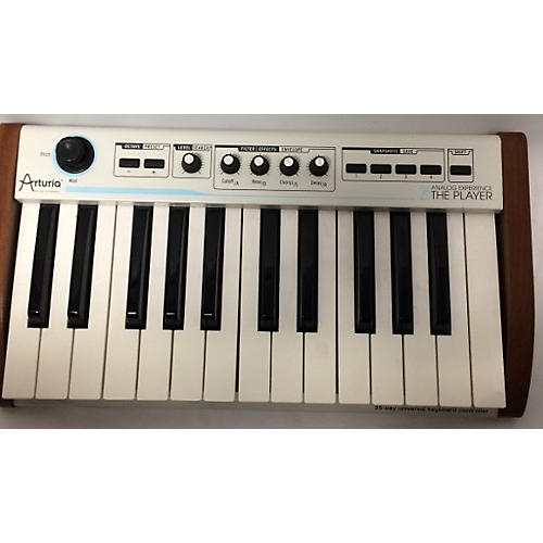 Arturia ANALOG EXPERIENCE - THE PLAYER 25 MIDI Controller