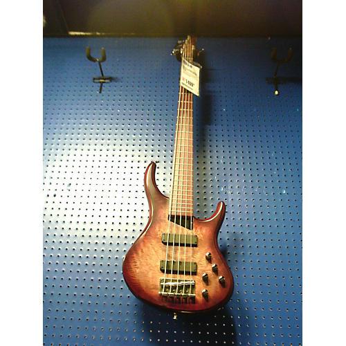 MTD ANDREW GOUCHE Electric Bass Guitar MAPLE BURL