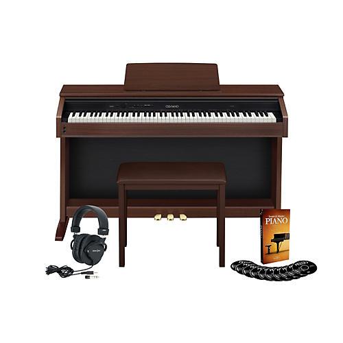 Casio AP-250 Digital Piano Package