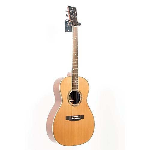 Aria AP-STD Parlor Acoustic Guitar Natural 888365386126