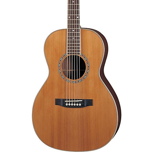 Aria AP-STD Parlor Acoustic Guitar-thumbnail