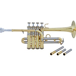Bach AP190 Stradivarius Artisan Series Bb/A Piccolo Trumpet by Bach
