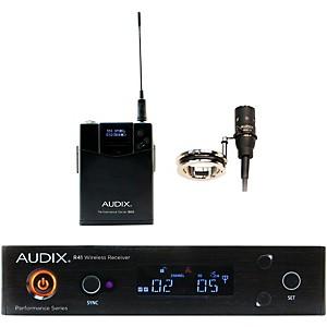 Audix AP41 FLUTE Lavalier Wireless System by Audix