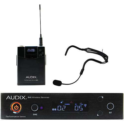 Audix AP41 HT2 Headworn Wireless System