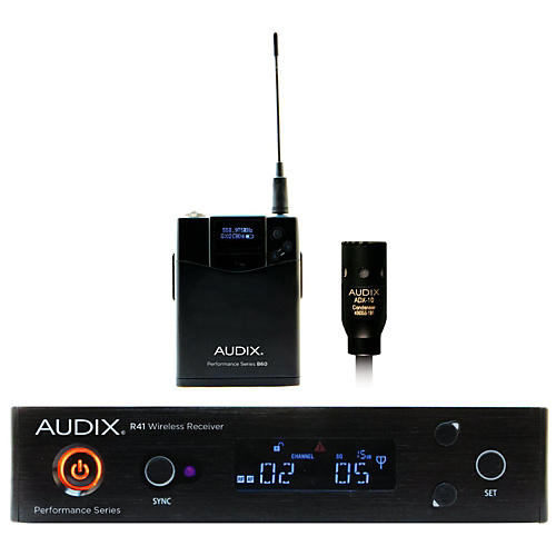 Audix AP41 L10 Lavalier Wireless System-thumbnail